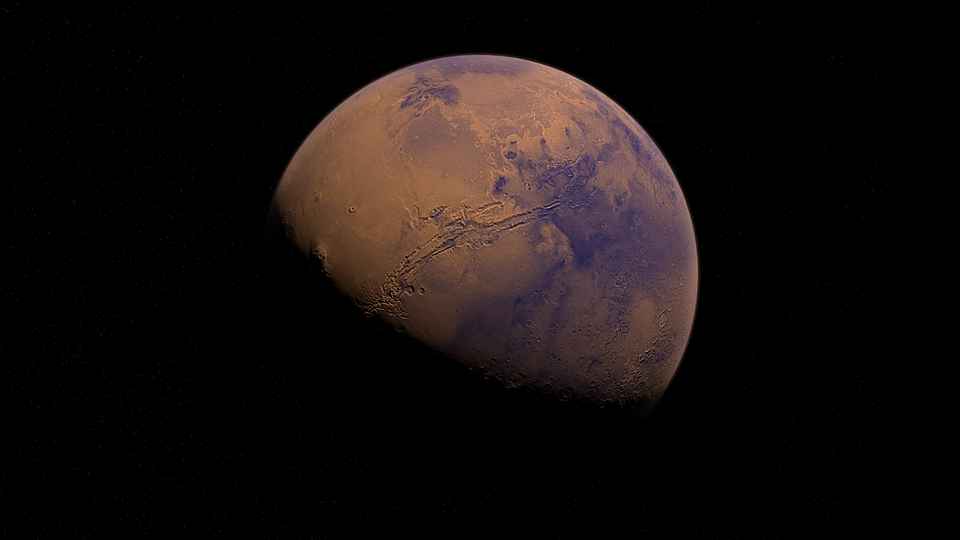 Mars, Space, Science, Planet, Astronomy, Universe