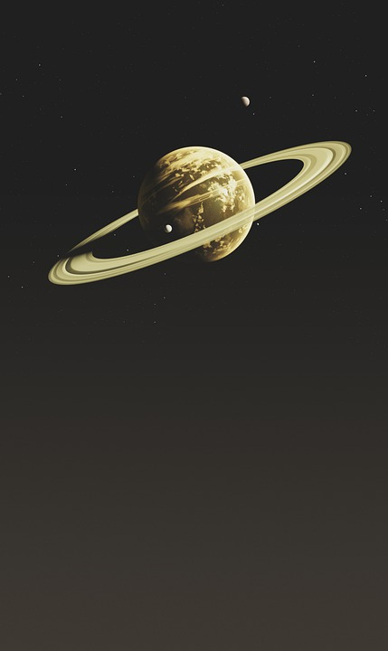 Saturn, Planet, Space, Celestial Body, Solar System