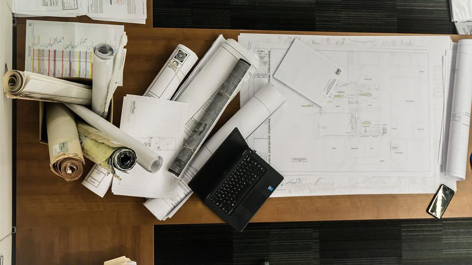 Drawing, Architecture, Plans, Architectural Drawing