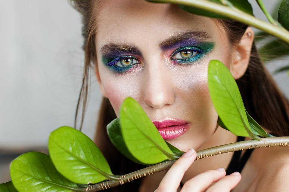 Makeup, Color, Plant, Girl, Beauty, Fashion, Style