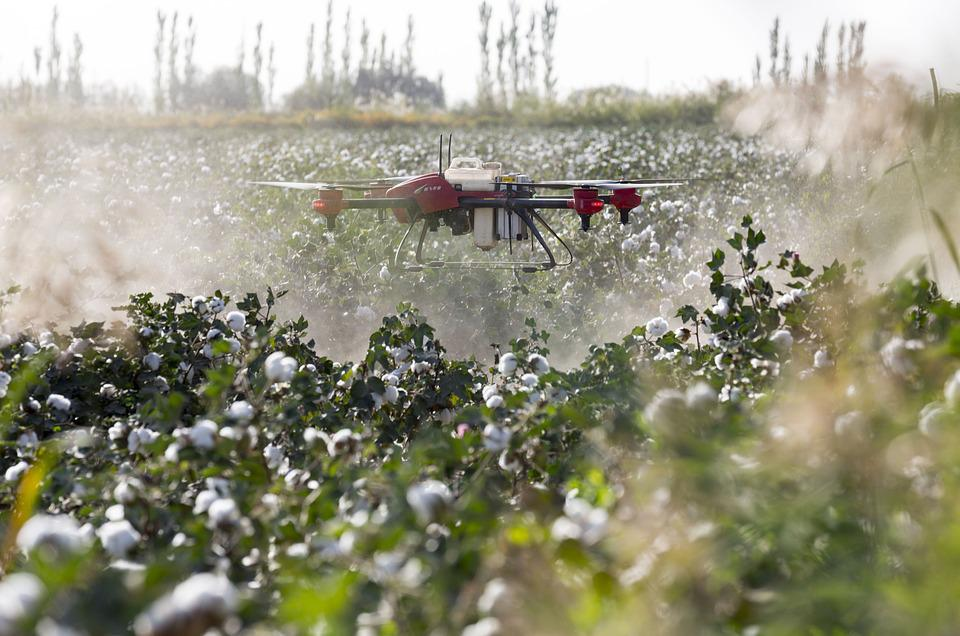 Uav, Plant Protection Drone, Agricultural Drones