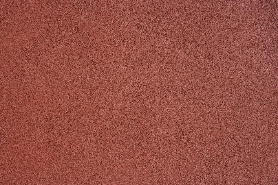 Wall Plaster Adobe Red Orange Texture Pattern