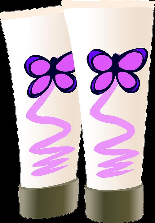 Cosmetics, Tube, Cream, Care, Hygiene, Plastic