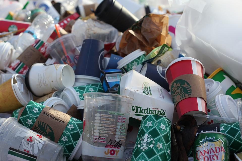 Coffeetogo, Disposable Cups, Pollution, Plastic