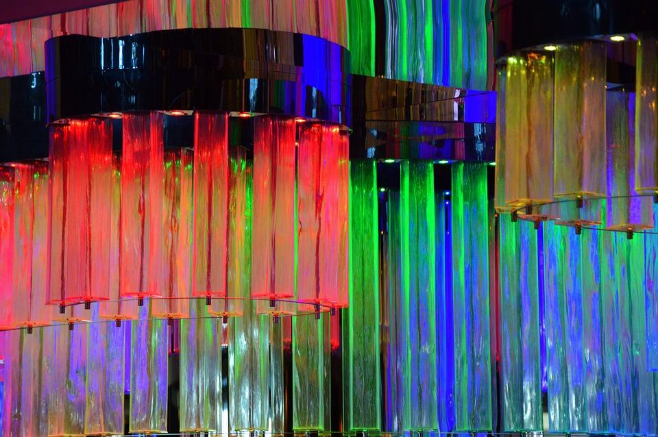 Plastic, Plastic Waste, Color, Lights, Reuse, Colorful