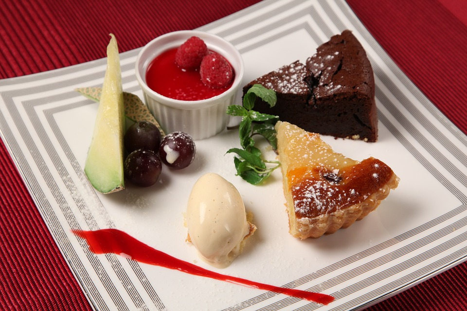 Food, Plate, Delicious, Epicure, Meal, Restaurant