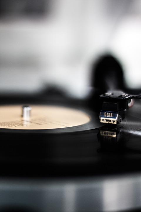 Vinyl, Record, Plate, Music, Analog, Vintage, Hifi