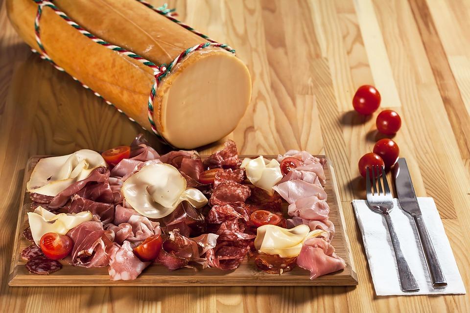Food, Board, Restaurant, Dinner, Meal, Plate, Meat