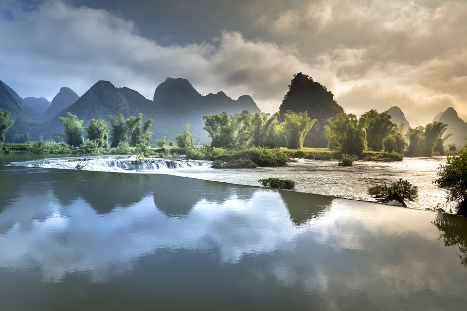 Outdoor, Outdoors, Plateau, Wave, Vietnam