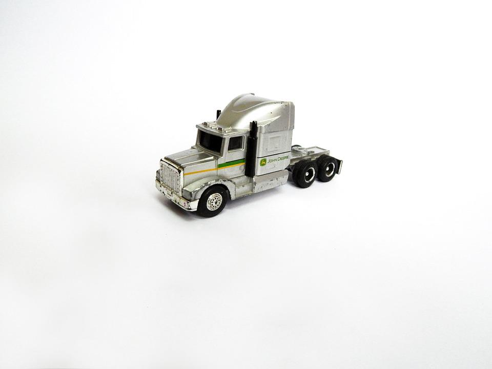 Toy, Truck, Miniature, Play, Auto, Automobile, Vehicle