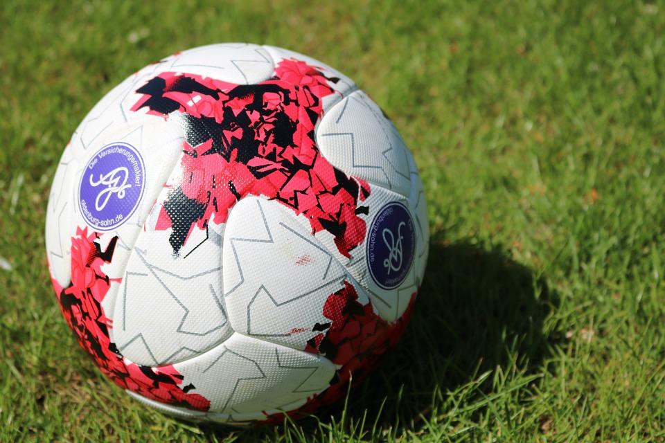 Ball, Football, Goal, Play