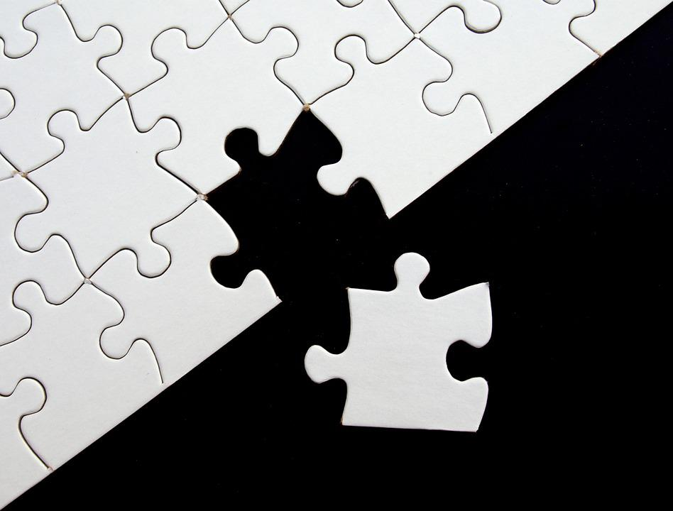 Puzzle, Match, Missing, Hole, Blank, Play, Task