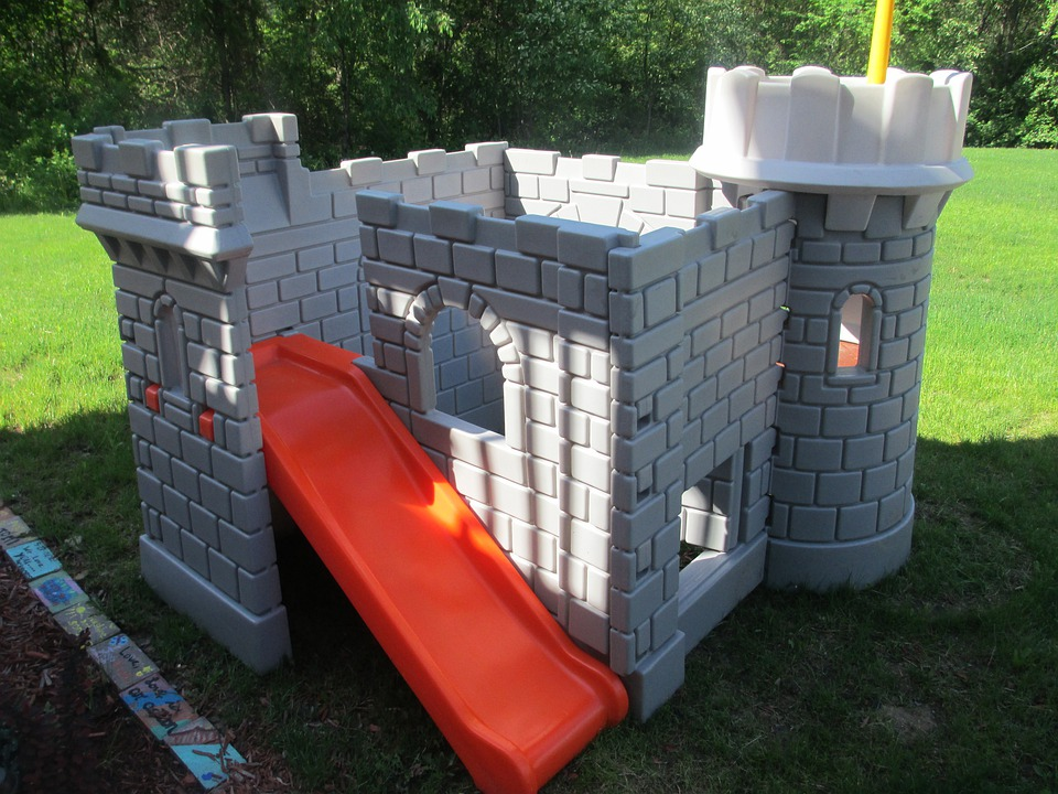 Castle, Toy, Play, Toys