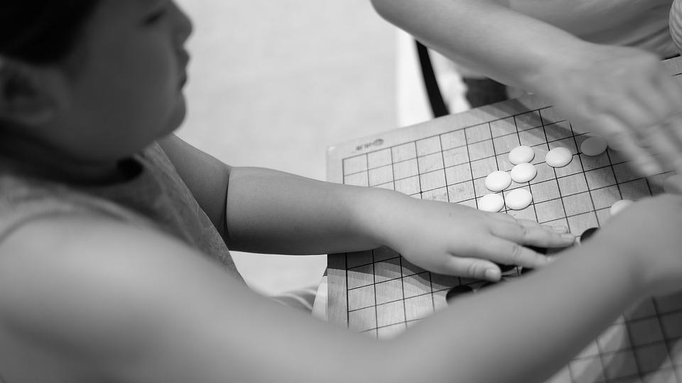 Go, Play Chess, Backgammon, Pieces