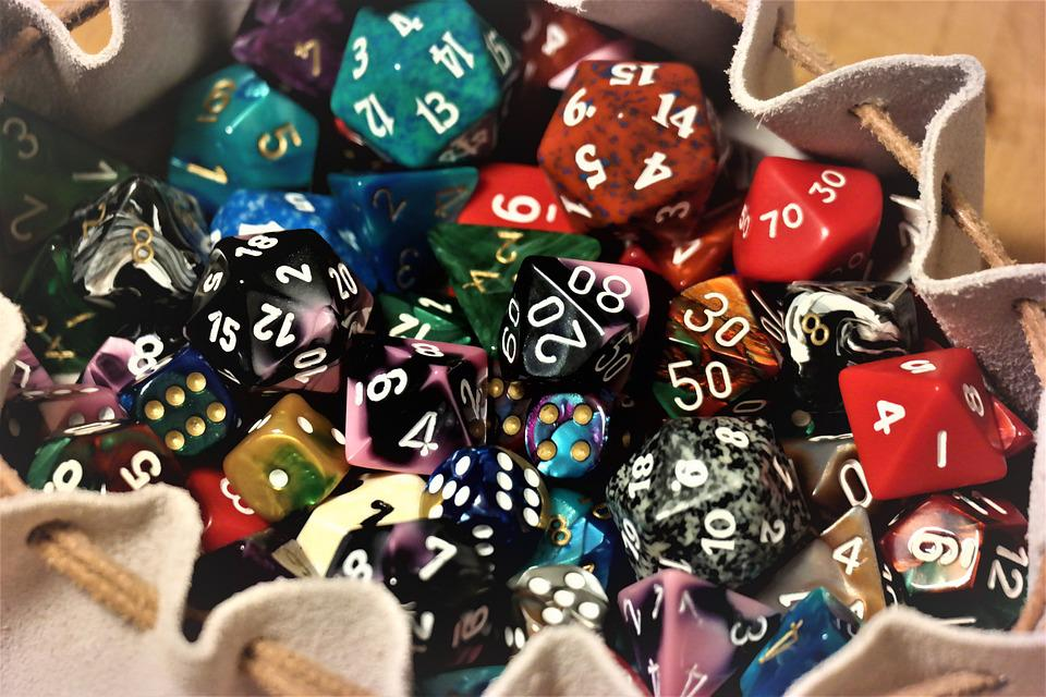 Cube, Colorful, Play, Dice Eyes, Pay