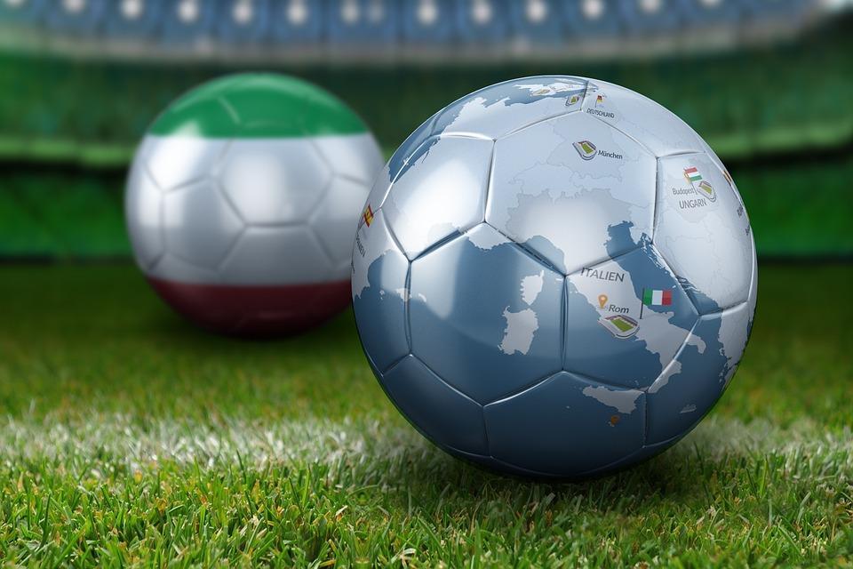 Em 2020, Stadium, Football Pitch, Sport, Play