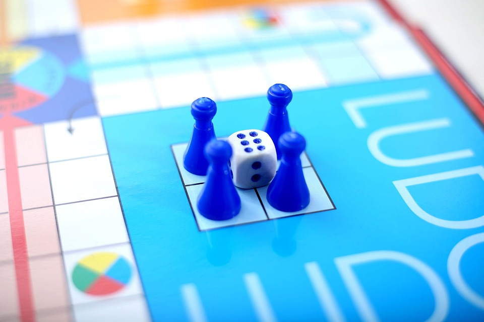 Ludo, Game, Dice, Play, Board, Cube, Fun, Family, Toy