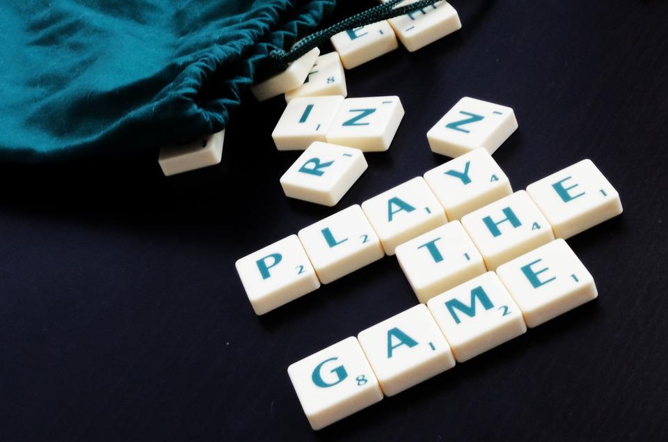 Letters, Game, Play Game