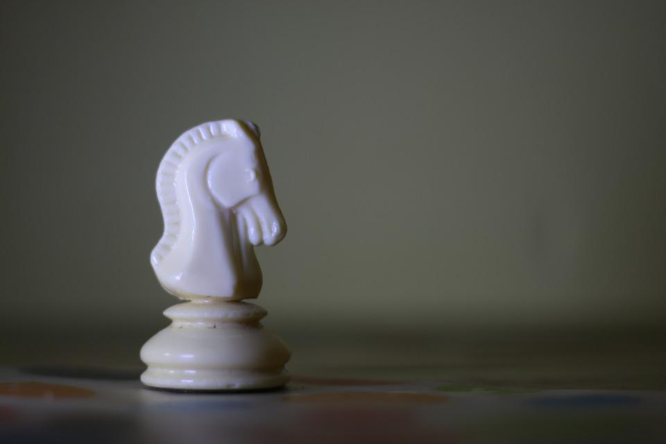 Chess, Horse, Game, Strategy, Board, Play, Sport