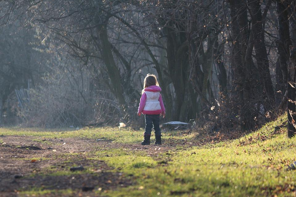 Child, Play, Children Playing, Girl, Nature, Childhood