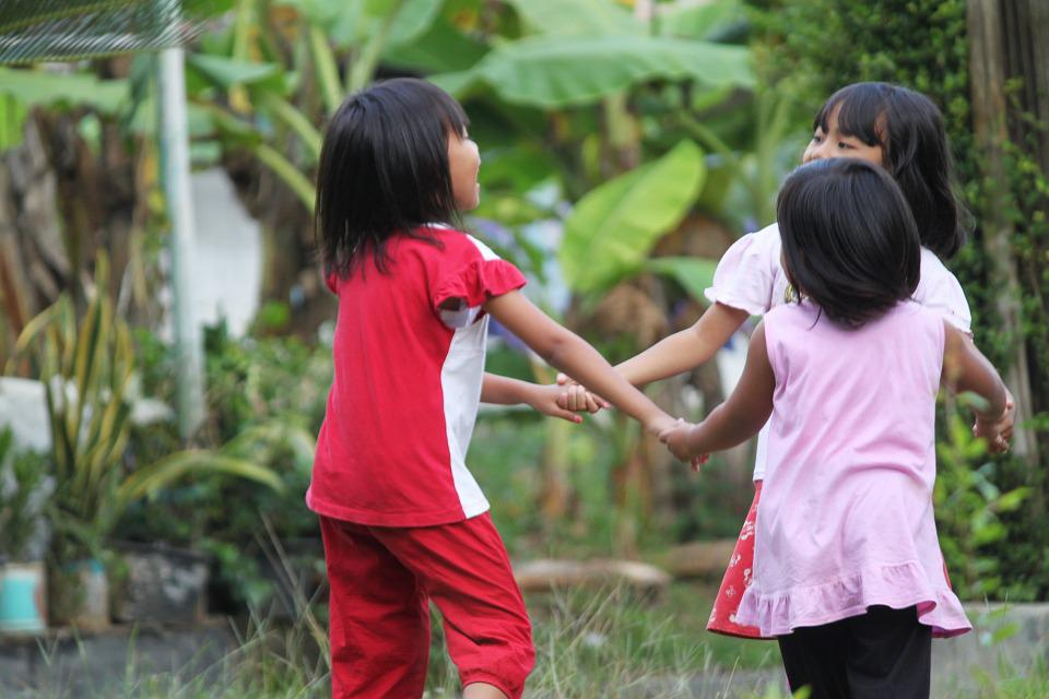 Kids, Dance, Play, Girl, Young Children, Toys, Child