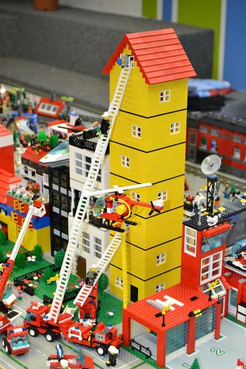 Lego, Toys, Building Blocks, Kids, Play, Creativity