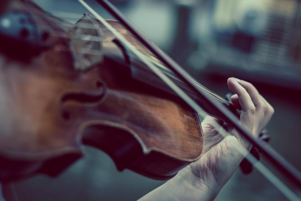 Violin, Violinist, Music, Classic, Melody, Sound, Play