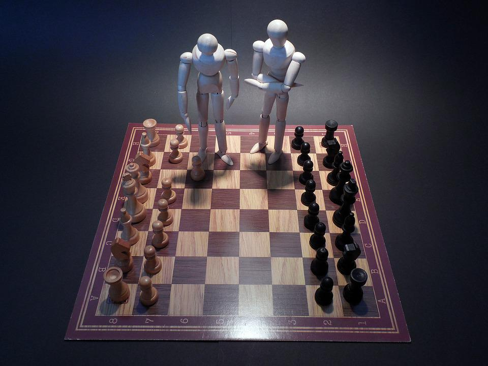 Chess, Board Game, Play, Strategy, Chess Board