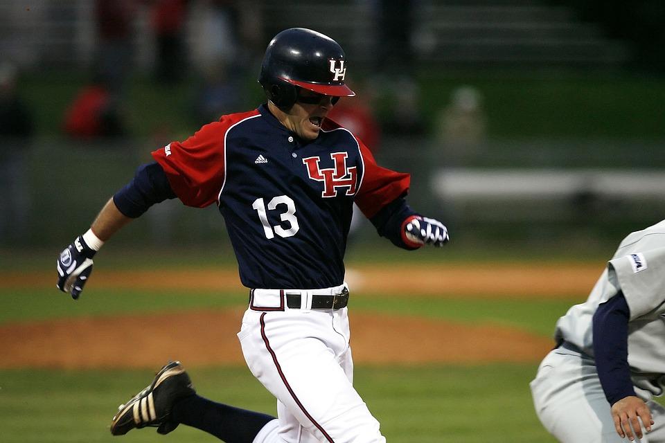 Baseball, Game, Runner, Player, Sport, Field
