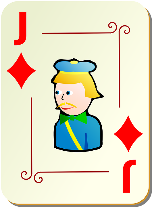 Jack, Diamonds, Playing Cards, Card, Games, Cards, Game