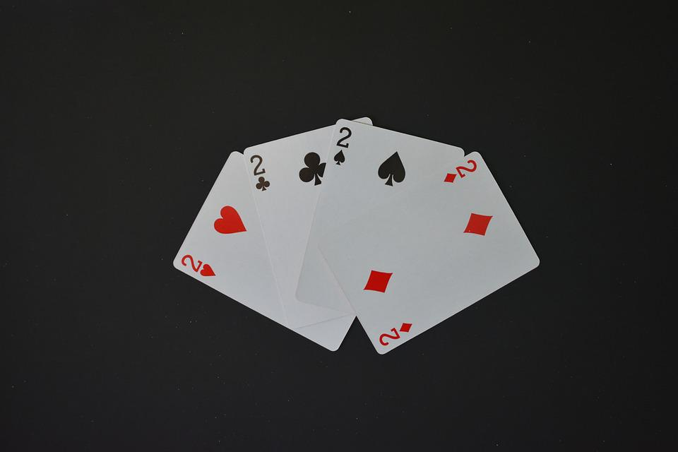 Playing Cards, Cards, Playing, Game, Deck, Heart, Spade