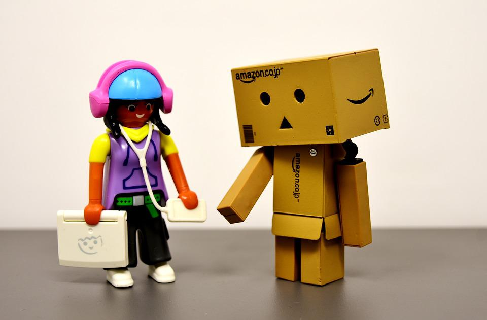 Playmobil, Headphones, Music, Danbo, Figure, Funny