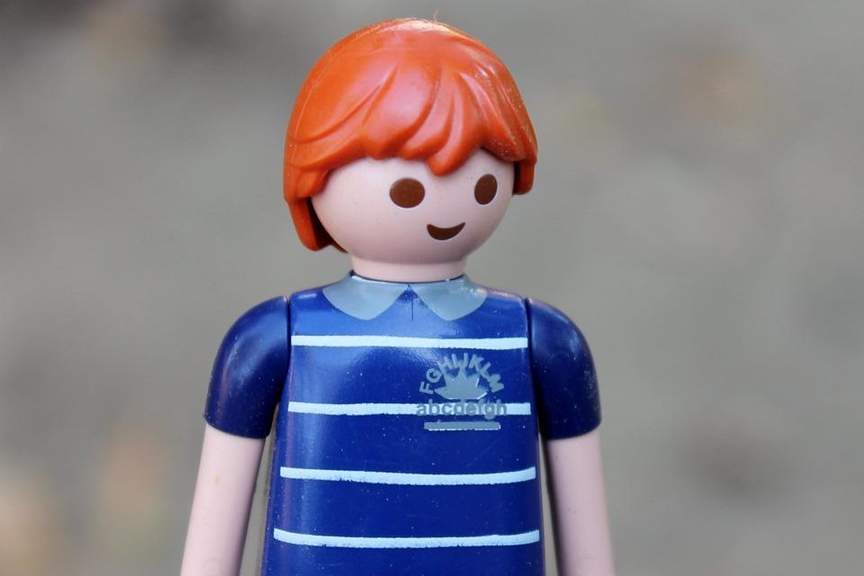 Playmobil, Toy, Man, Figurine, Children, Play