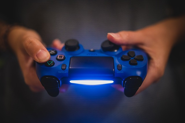 Sony, Playstation, Ps4, Video Games, Gaming, Controller