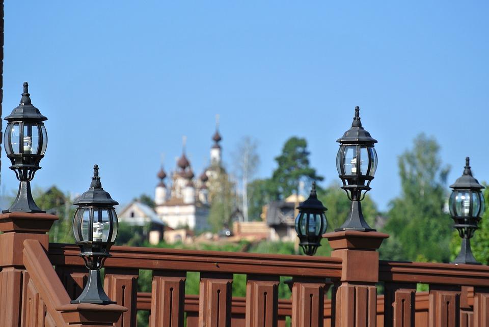 Temple, Horod, Ples, Lamp