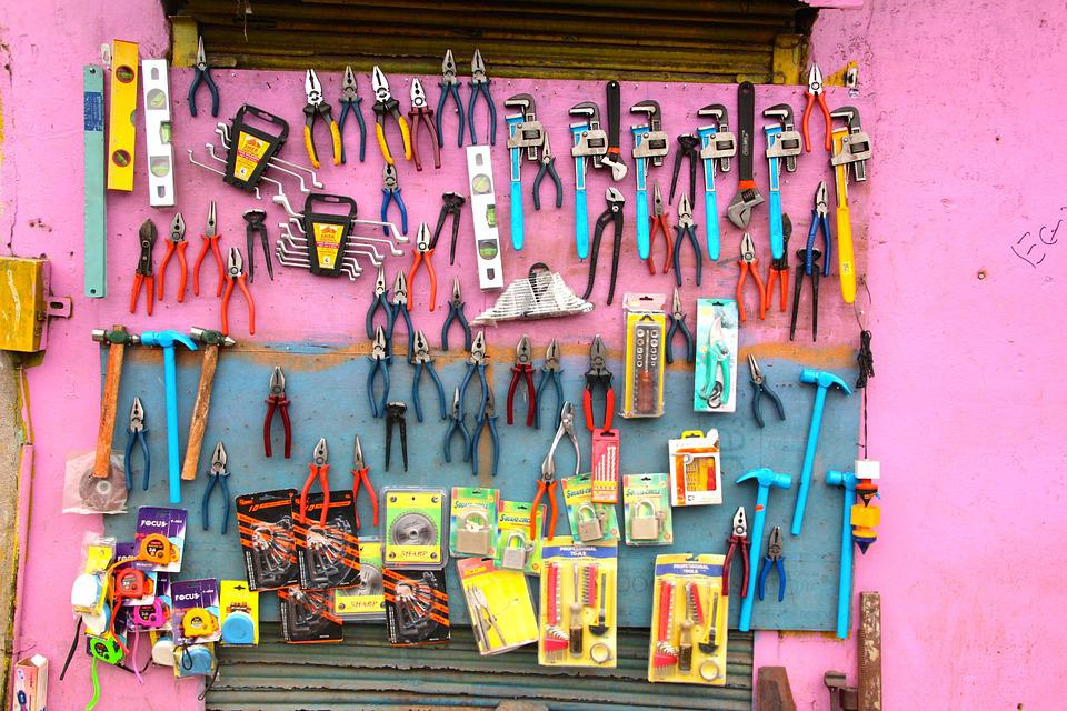 Tool, Craft, Pliers, Workshop, Work