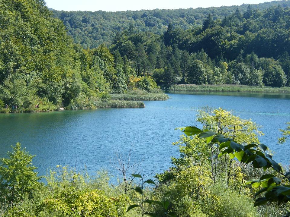 Lake, Blue, Croatia, Plittvice, Lakes, Azure, Magic