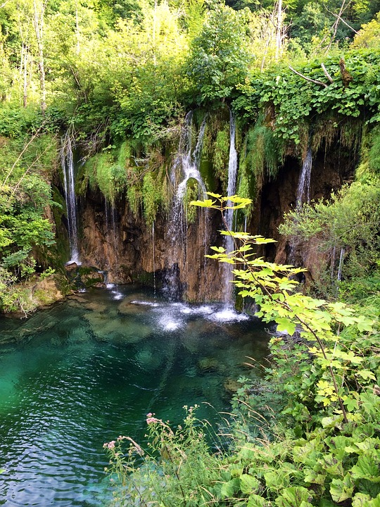 Plitvice Lakes, Croatia, Natural Park