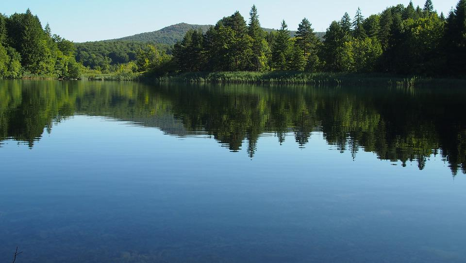 National Park, Croatia, Plitvice Lakes, Nature