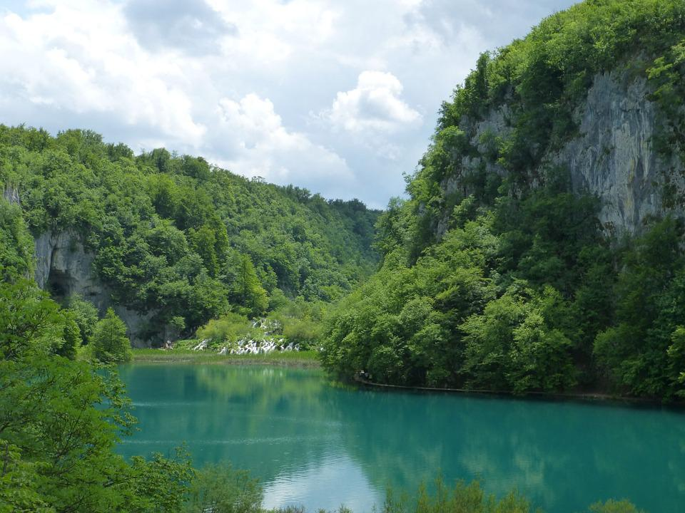 Plitvice, Croatia, Nature, Water