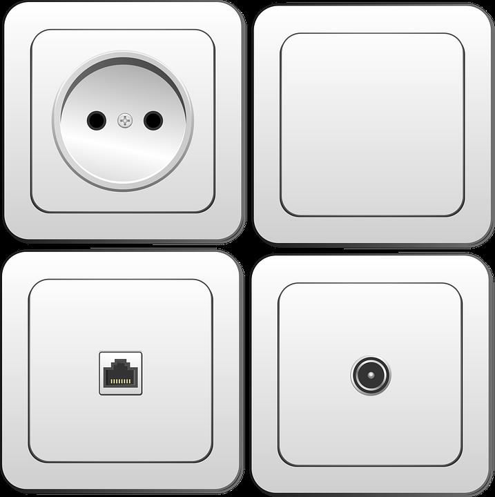 Electronics, Switch, Plug Socket, Socket, Plug, Power