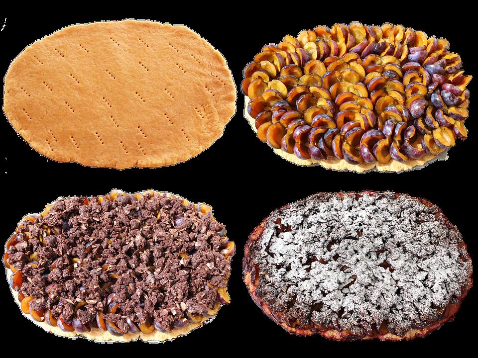 Plum Cake, Cake, Bake, Pie, Plum