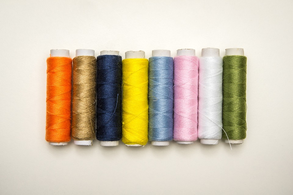 Thread, Sewing, Failure, Workbasket, Cloth, Plush