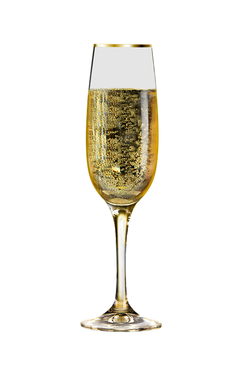 Drink, Champagne, Glass, Champagne Glass, Png, Prost