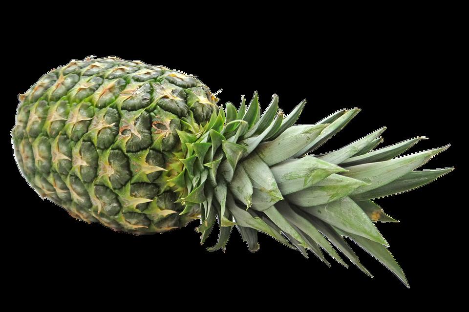 Pineapple, Fruit, Food, Png