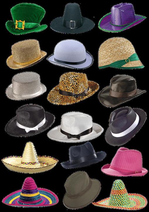 Hat, Png, Scrapbook