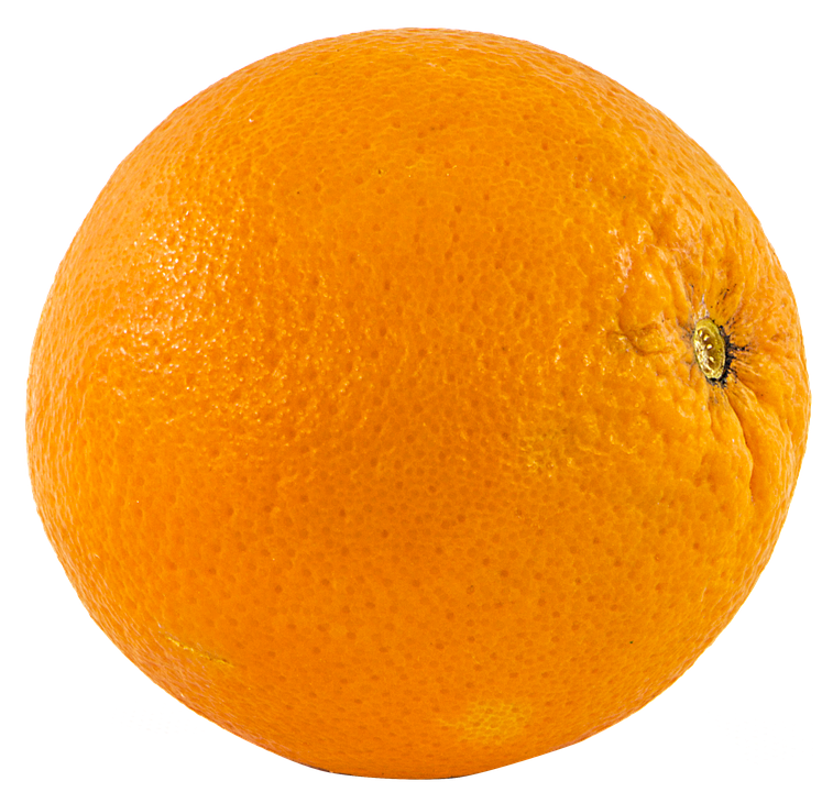 Fruit, Orange, Png, Transparent, Cutout