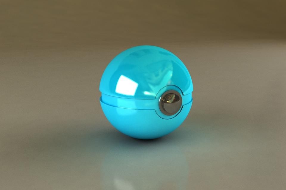 Pockeball, Color, Vivid