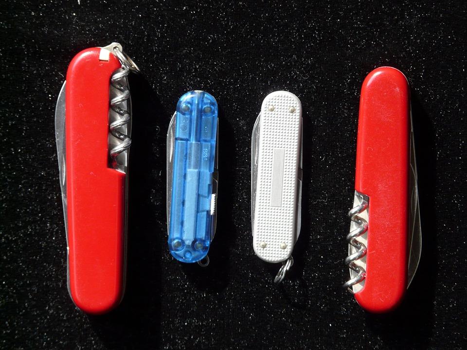 Pocket Knife, Knife, Sharp, Cut, Pocket, Tool