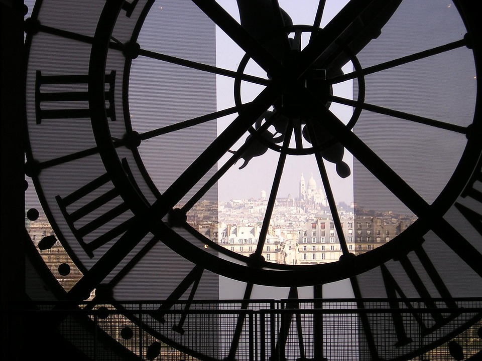 D'orsay, Paris, Museum, Point Of View